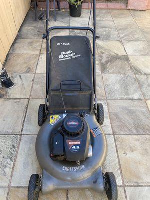 Craftsman lawn mower for Sale in San Jose, CA