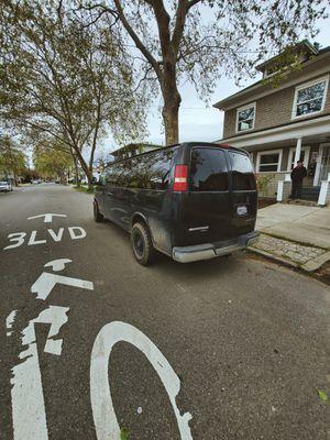 *price drop!*Stealth Van Express 3500 for Sale in Berkeley, CA