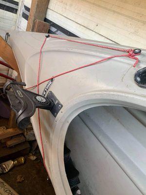 vendo kayak tiene una reparación pero esta muy bien for Sale in San Jose, CA