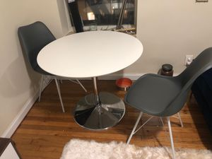 Table + chair set for Sale in New York, NY