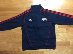 Adidas New England Revolution MLS Soccer Track Jacket XL for Sale in Boston, MA