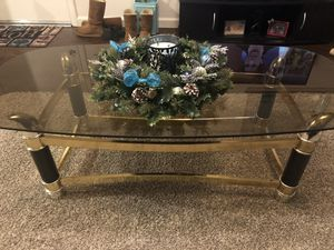 Coffee and center Tables for Sale in Fowler, CA