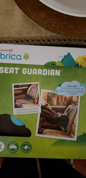 Brica seat guardian for Sale in Germantown, MD