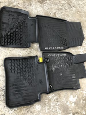 2018-2019 Toyota Camry floor mats for Sale in Hialeah, FL