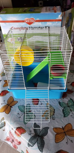 Hamster cage for Sale in San Jose, CA