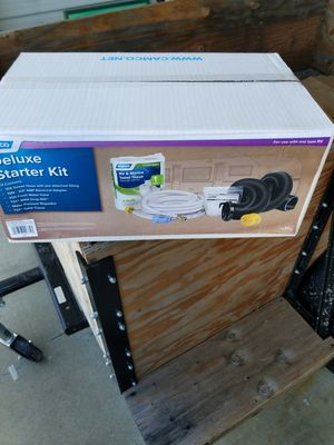 Camco RV starter kit for Sale in Waco, TX