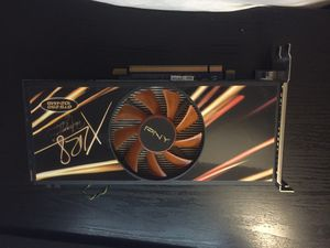 PNY GeForce GTS 250 Graphics Card for Sale in Seattle, WA