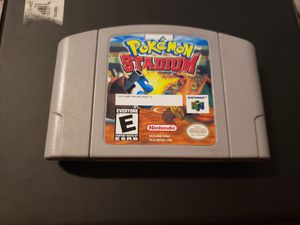 Pokemon Stadium N64 for Sale in Eustis, FL