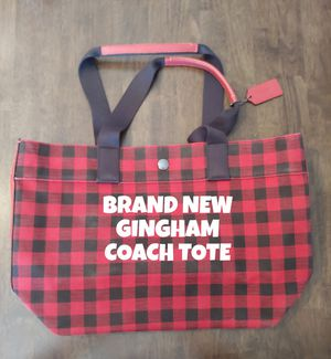 BRAND NEW, COACH TOTE for Sale in Glendale, AZ