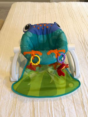 Fisher price frog seat for Sale in Pompano Beach, FL