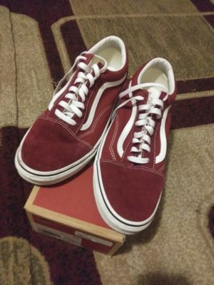 BURGUNDY VANS for Sale in The Bronx, NY