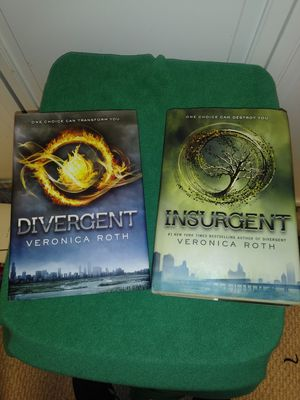 Insurgent and Divergent book series for Sale in Hartford, CT