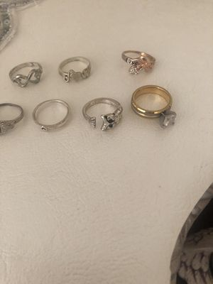 Free rings for Sale in Modesto, CA