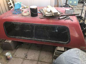 Dodge Dakota camper shell for Sale in Fresno, CA