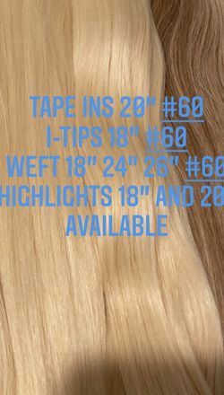 Hair Extensions for Sale in Corona,  CA