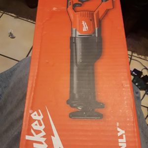 Milwaukee M-18 SAWZALL 2621-20 for Sale in Glendale, AZ