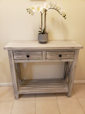Console Hallway Table for Sale in Boynton Beach, FL