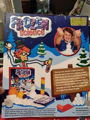 Frozen Science for Sale in Jacksonville, FL