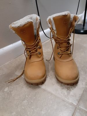 Timberland Wheat Boots for Sale in Riverview, FL