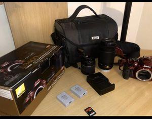 Nikon D3400 for Sale in Houston, TX