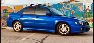 2002 Subaru Impreza WRX for Sale in South Jordan, UT