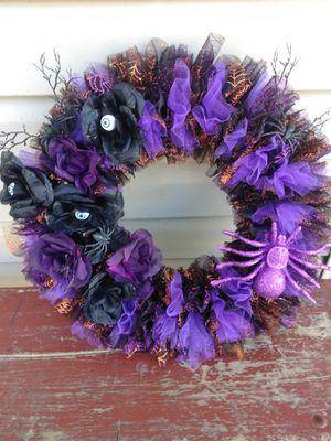 Halloween Wreath for Sale in Buckhannon, WV