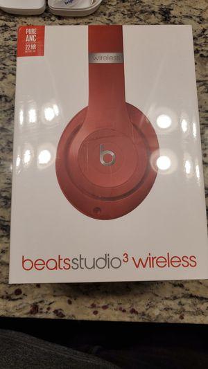 Beats studio 3 wireless for Sale in Sandy, UT