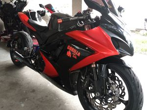 2008 Gsxr1000 trade dirt bikes for Sale in Tampa, FL