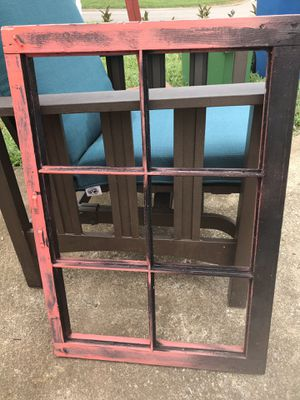 Window frame as is ... for Sale in La Vergne, TN