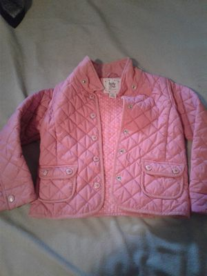 Pink baby gap fall jacket, 5 years for Sale in Tacoma, WA