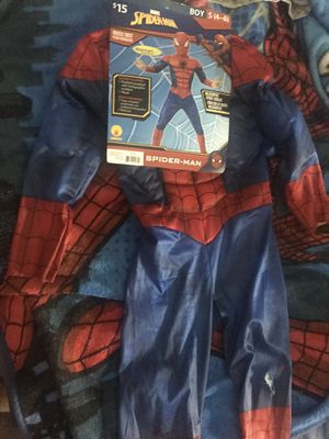 Spider-Man costume for Sale in Fresno, CA