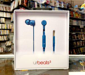 UrBeats 3 Blue for Sale in Pasadena, TX