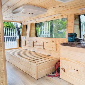 Custom Camper Van, Rv for Sale in Miami, FL