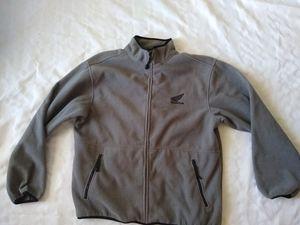 Honda Motorcycles Fleece Jacket for Sale in Mesquite, TX