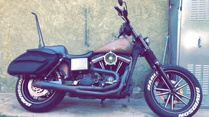 Special construction Harley Dyna for Sale in Industry, CA