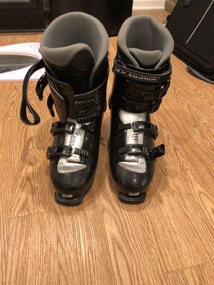 Men's Salomon Ski boots for Sale in Lake Villa, IL