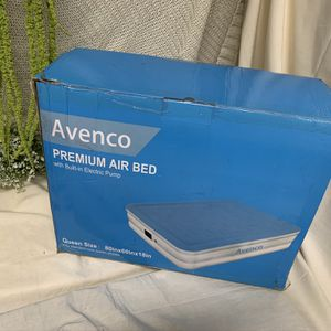 Queen Size Air Mattress for Sale in Riverside, CA