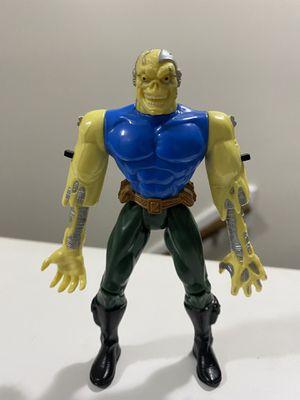 """Slayback 5"""" 1994 Toy Biz Vintage Action Figure X-Men Marvel Toy for Sale in Fayetteville, NC"""