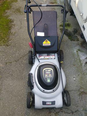 Task force lawn mower for Sale in Seattle, WA
