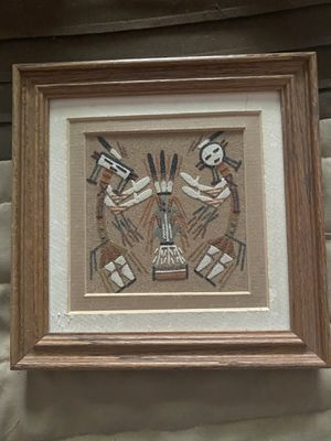 Certified send painting from New Mexico Navajo / Native American for Sale in Irwindale, CA