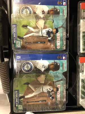 Ichiro Rookie Action Figures for Sale in Tacoma, WA