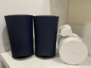 Google Wifi mesh router for Sale in Fort Lauderdale, FL