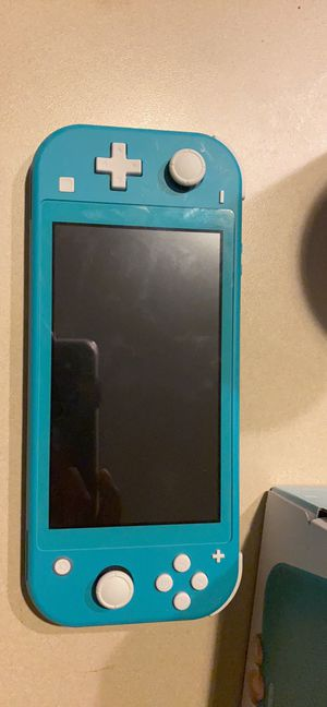 Nintendo Switch Lite for Sale in Chesapeake, VA