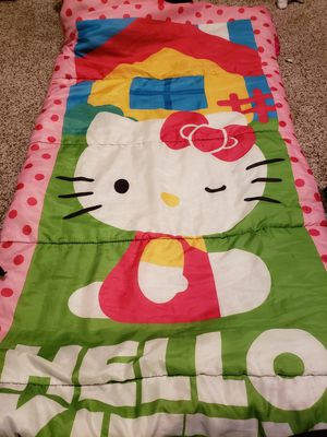 Hello kitty sleeping bag for Sale in Raleigh, NC