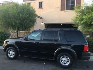 2002 Ford Explorer 4x4 for Sale in Las Vegas, NV