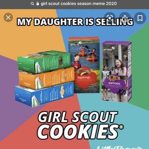 Girl Scout Cookies for Sale in Loganville, GA