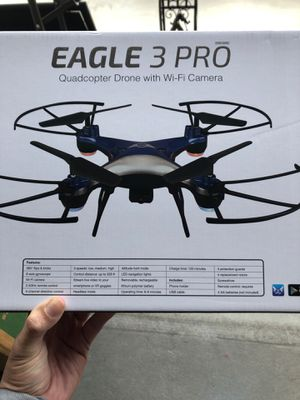 Drone with wi-Fi camera for Sale in Corona, CA
