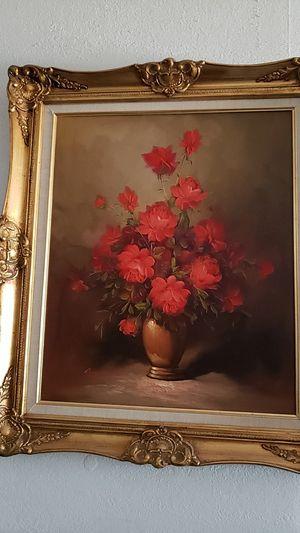 Original Robert Cox floral for Sale in Phoenix, AZ