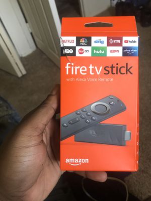 jail broken fire stick for Sale in Baltimore, MD