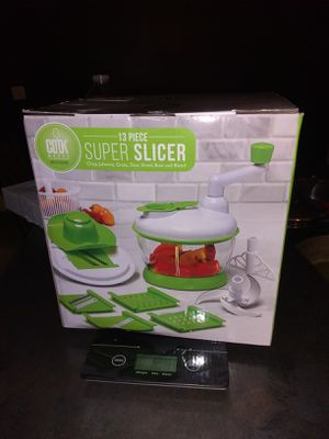 Brand new Cook works 13pc super slicer for Sale in Apopka, FL